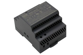 DIN rail power supply for LED lighting strips 7.1A 60W 12V