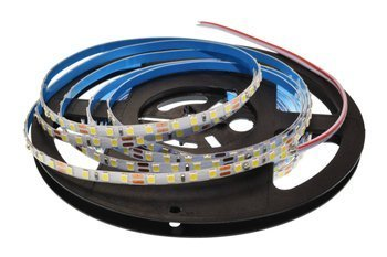 LED strip 24V DC 160lm / W 30W 6500K, cold color