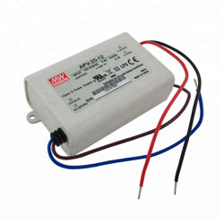POWER SUPPLY FOR LED LIGHTING 5V 3,5A 17,5W MEAN WELL APV-25-5