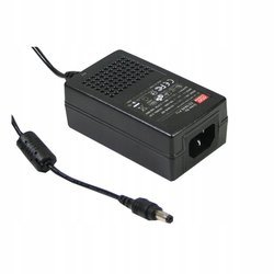 Stabilized power supply 12V 1.5A 18W MEAN WELL GS18A12-P1J